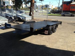 Custom Made Race Car Trailers