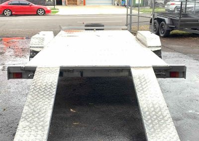 14x6.6 car trailer aluminum (4)