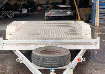 16x6.6 car trailer aluminum (2)