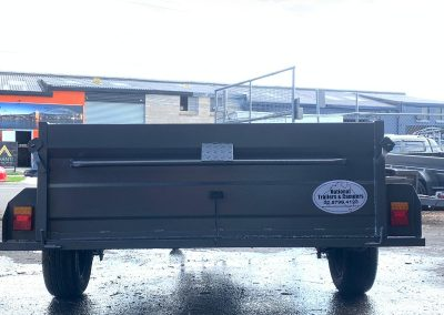 8x5 Heavy Duty Box Trailer (6)